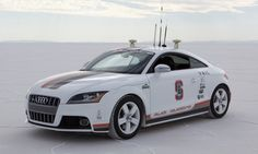 Cool Audi Self Driving Sports Car