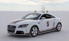 Cool Audi Self Driving Sports Car