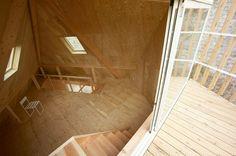 armadillo by yuji tanabe is built on diamond-shaped plan - designboom | architecture & design magazine