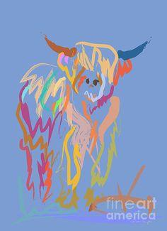d778d1303d8b0 Go Van Kampen - Artwork for Sale - Dieren, Gelderland - Netherlands Cow,  Iphone