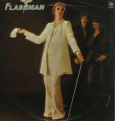 Flashman - albumcover, 1977