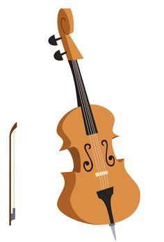 Octavia's Cello or Double Bass by The-Smiling-Pony.deviantart.com on @deviantART