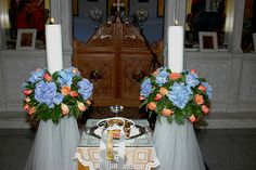 The Koumbaros has many responsibilities, including paying for the Lambathes. Orthodox Wedding, Religious Wedding, Handmade Wedding, Wedding Gifts, Wedding Ideas, Wedding Events, Wedding Ceremony, Weddings, Greek Wedding Traditions
