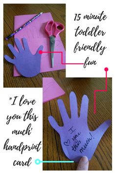 Kid's Craft- Handpri