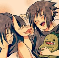 itachi and sasuke :')