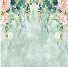 Self Adhesive Wallpaper, 3d Wallpaper, Custom Wallpaper, Photo Wallpaper, Mural Floral, Flower Mural, Wall Painting Living Room, Pink Flower Photos, Collages
