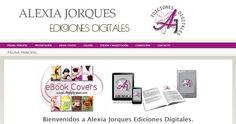 ¿Necesitas una portada, una corrección o una maquetación? Pídenos un presupuesto, cumplir tu sueño cuesta menos de lo que imaginas. http://www.alexiajorques.com
