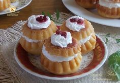 Pin on Food Hungarian Desserts, Romanian Desserts, Romanian Food, Top Recipes, Dessert Recipes, Traditional Easter Desserts, Serbian Recipes, Romanian Recipes, Savarin