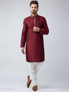 Kurta Sets Ethnic Cotton Men's Kurta  Fabric: Kurta - Cotton Sleeves: Full Sleeves Are Included Size: Kurta - S M L XL ( Refer To Size Chart) Length: (Refer Size Chart) Type: Stitched Description: It Has 1 Piece Of Men's Kurta Pattern: Solid Country of Origin: India Sizes Available: XXS, XS, S, M, L, XL, XXL, XXXL, 4XL, 5XL, 6XL, 7XL, 8XL, 9XL, 10XL, Free Size   Catalog Rating: ★3.9 (539)  Catalog Name: Men's Ethnic Cotton Kurta Vol 5 CatalogID_134307 C66-SC1201 Code: 447-1094364-4002