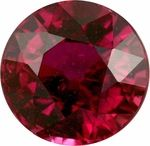This Impressive Genuine Natural Unheated Mozambique Ruby Gemstone in a Large Round Size is Certainly Impressive! The very Slightly Purplish Pink Red Color is Vibrant and Sharp. The Clarity is Excellent and it Appears Very Clean to the Eye. Unusual Size and Quality, Especially in Round Cut. GRS Pedigree.NOTE For a personal detailed description of this beautiful Ruby gemstone, including video, please contact us and it will be quickly provided to you.NOTE The very facets that create the ...