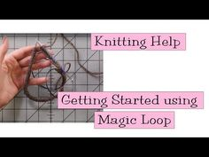 Getting Started with Magic Loop - VeryPink offers knitting patterns and video tutorials from Staci Perry. Short technique videos and longer pattern tutorials to take your knitting skills to the next level. Magic Loop Knitting, Knitting Help, Knitting Videos, How To Do Magic, Crochet Squares, Christmas Inspiration, Yarn Crafts, Get Started, Knitting Patterns