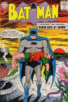 BATMAN #156. DC, 1940 Series. Source: http://www.comics.org/issue/17693/
