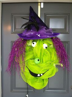 SILLY WITCH by CindysSilks on Etsy