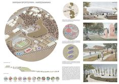 Winners announced for Warsaw Sports Park Competition #landscape #architecture #poland #design #competition #sports #park