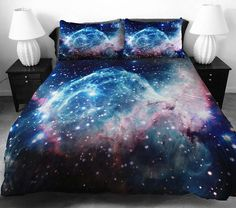 9 Bedspreads That Will Make Your Dreams Out Of This World. You'll Get It When You See It - Dose - Your Daily Dose of Amazing