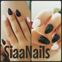 #SiaaNails @SiaaNails - > Instagram #résine #acrylique #onglesenrésine #nail #art #ongles #nded #acrylic #amande