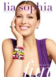 Lia Sophia. I'm having a party for lia Sophia in 3 weeks!  They have awesome jewelry and great deals!  Check them out!