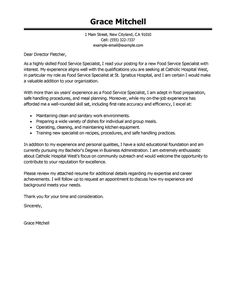 How To Write A Great Cover Letter Introduction  Http