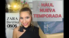 HAUL NUEVA TEMPORADA PRIMAVERA 2018   Zara, Bershka, Asos...