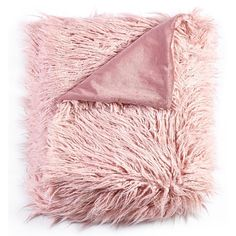 De Moocci Mongolian Soft Shaggy Faux Fur Throw - 50 in x 60 in (Pink - Casual), Orient (Acrylic, Solid Color) Faux Fur Blanket, Faux Fur Throw, Cotton Blankets, Soft Blankets, Luxury Throws, Knitted Throws, Bed Throws, Throw Pillows, Shaggy