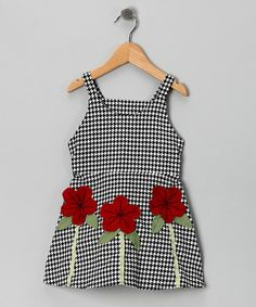 Take a look at this Crimson Twilight Bustle Tunic - Toddler & Girls by Mustard Pie on #zulily today!