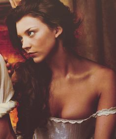 Natalie Dormer she was the best queen Henry ever had!