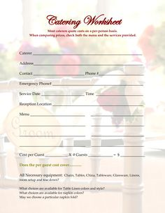 Cake Decorating Quote Template : 1000+ images about CAKE ORDER FORMS on Pinterest Order ...