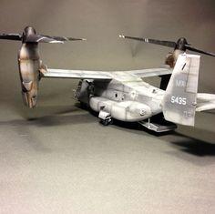 MV-22 Osprey  1:48 - by Daz