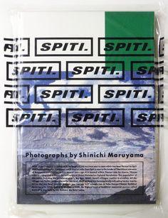 so-books:  SPITI | 丸山晋一 http://ift.tt/1eGMNqV