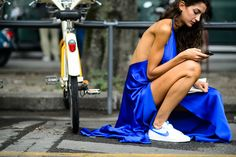 On the Streets of Milan Fashion Week Spring 2015 - Milan Fashion Week Spring 2015 Day 4