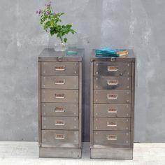 Vintage-Industrial-Steel-Filing-Cabinet-6-Drawer                                                                                                                                                                                 More