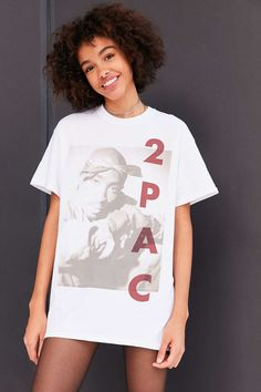 2Pac Tune In Tee