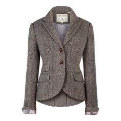 Totally lusting over this Jack Wills tweed Blazer. Great cut and would be warm, but the price is ridiculous. (229) Discover and share your fashion ideas on misspool.com