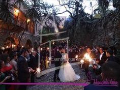 Boda Vintage de Ale & Luis en Hacienda Belloli #Boda #Guanajuato #EventosqueEnamoran