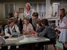 Family Tv, Family Show, Ellen Corby, The Waltons Tv Show, Ralph Waite, Virginia, Richard Thomas, John Boy, The Brady Bunch