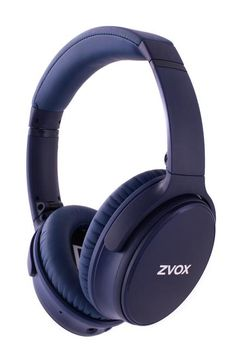 Noise Cancelling Headphones With AccuVoice Technology – ZVOX Audio Steve Greenberg Gadget buy pick for air travel he uses too. Best Noise Cancelling Headphones, Bluetooth Headphones, Over Ear Headphones, Portable Charger, Entertainment System, Audio System, Travel Size Products, Headset, Technology