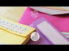 Cómo hacer tu propia carpeta, archivador o clasificador (Regalo día del padre 2015, cumpleaños) - YouTube