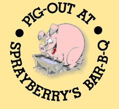 Sprayberry's Bar-B-Q in Newnan, GA.