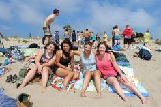 Slideshows: Senior-Freshman Beach Day & Dance 2016   Thomas Aquinas College