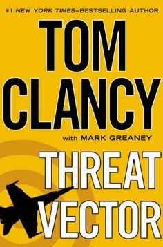 Threat Vector by Tom Clancy,
