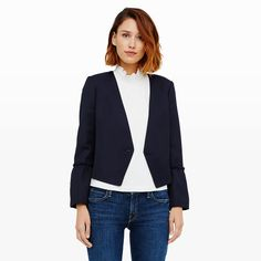 Women | Jackets and Vests | Lutecia Jacket | Club Monaco