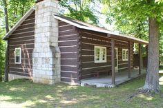 Old) Lake Cumberland Log Cabin Built In 1867 Located Highway Ridge Dr. In  Fall Creek Overlooking Conley Bottom Resort And Beautiful Lake Cumberland  In ...