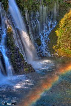McArthur Burney Falls   Flickr - Paul Gill