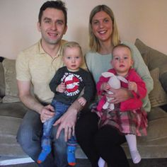 If you're taking part in the Virgin Money London Marathon this April, you'll be running alongside Emma, a Mum who has been inspired to take part by her twins, Ava and Louie.   Read her story and make sure you give her a cheer on the day! http://scope.to/1cE3cVZ