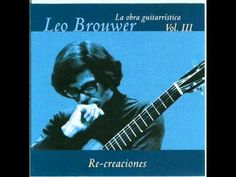Leo Brouwer - She's Leaving Home