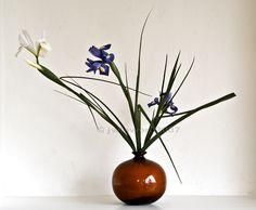 Ikebana-077.jpg | original Ikebana art, Japanese flower arra… | Flickr