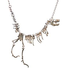 Dinosaur Fossil Necklace