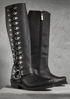 These Romy Performance Boots would make a great gift. Perfect for riding or rocking just about anywhere.