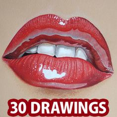 Realistic Drawing Marcello Barengi is a famous Italian Artist who likes to create hyper realistic pencil drawings. He uses pencils, pens, markers, paints, brushes, acrylic and other items to make belo.