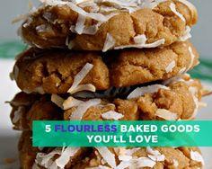 5 Flourless Baked Goods You'll Love